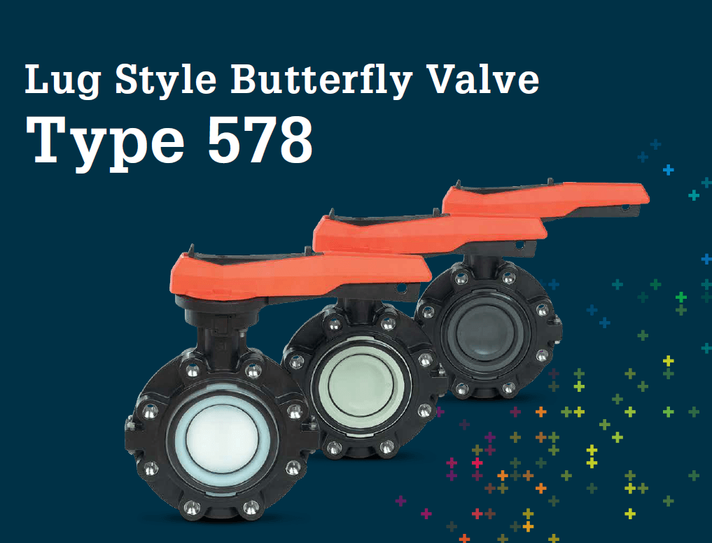 氣動蝶閥 Type 578