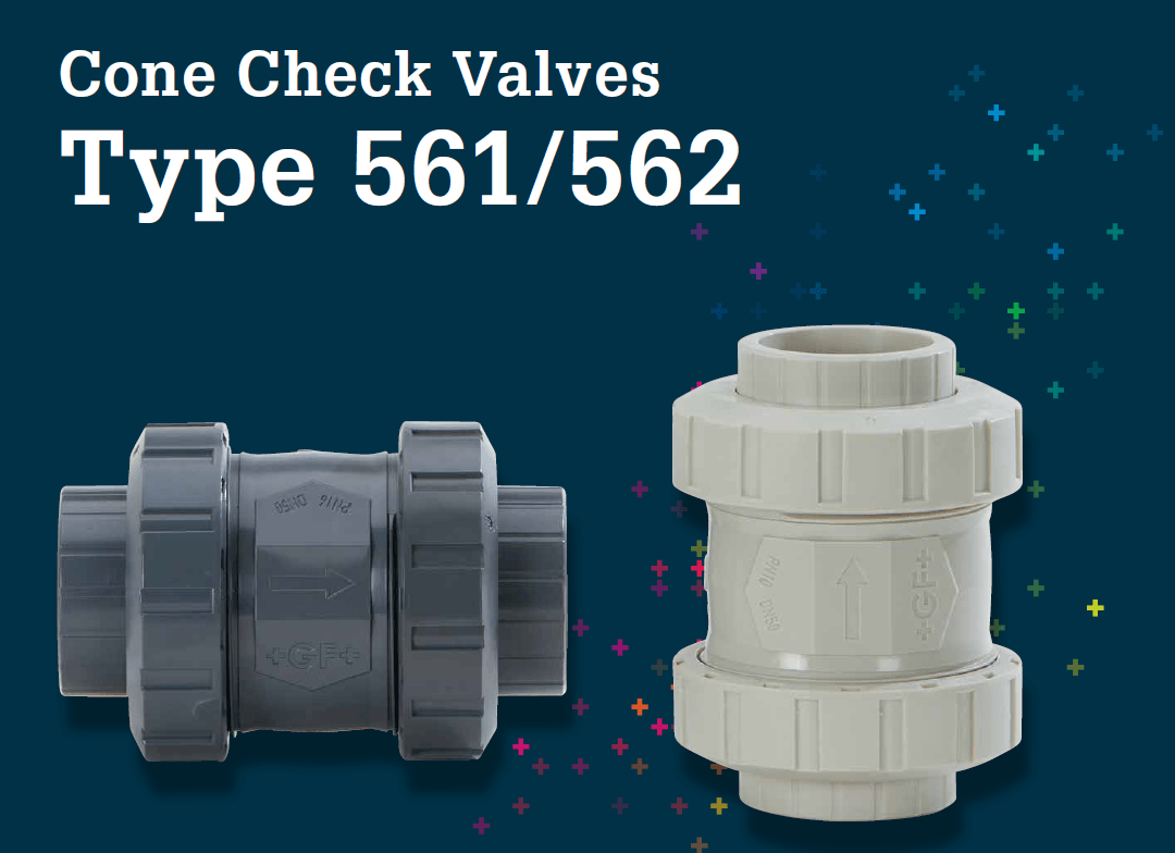 Cone Check Valve Type 561 562
