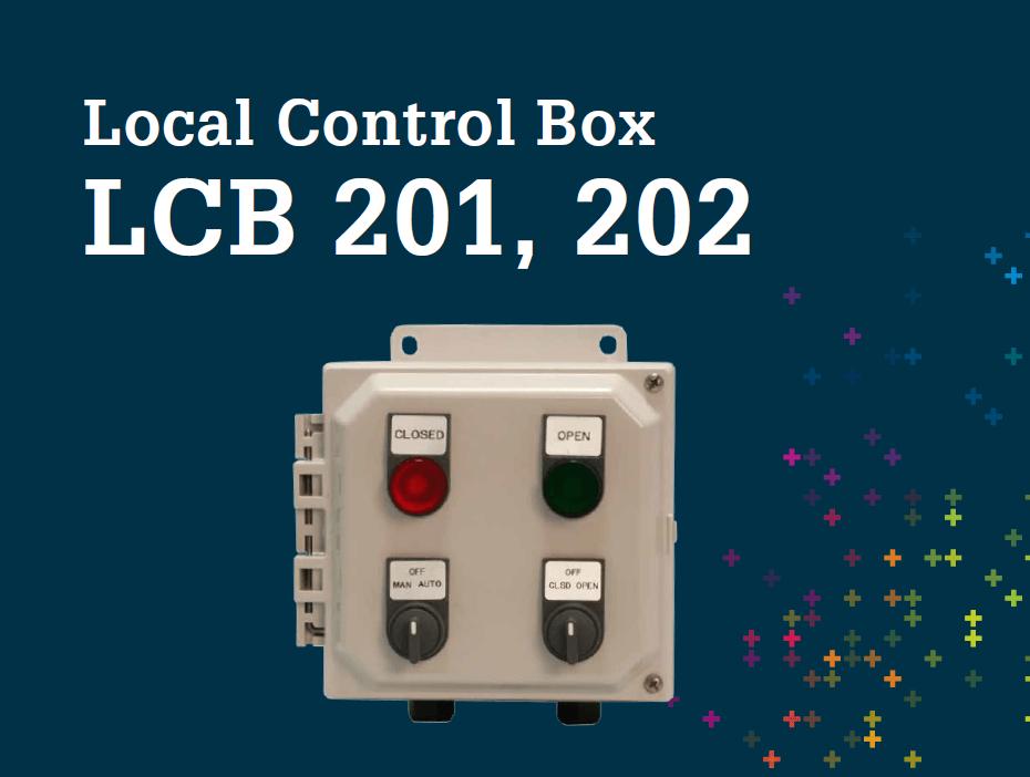 控制箱 LCB 201,202