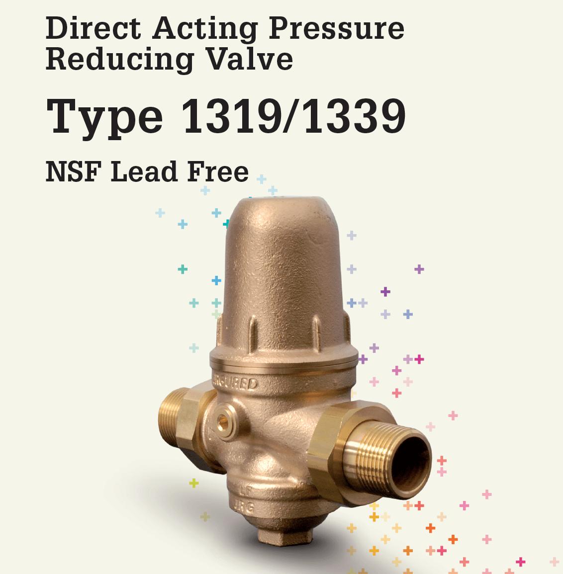 壓力調壓閥 Type 1319/1339