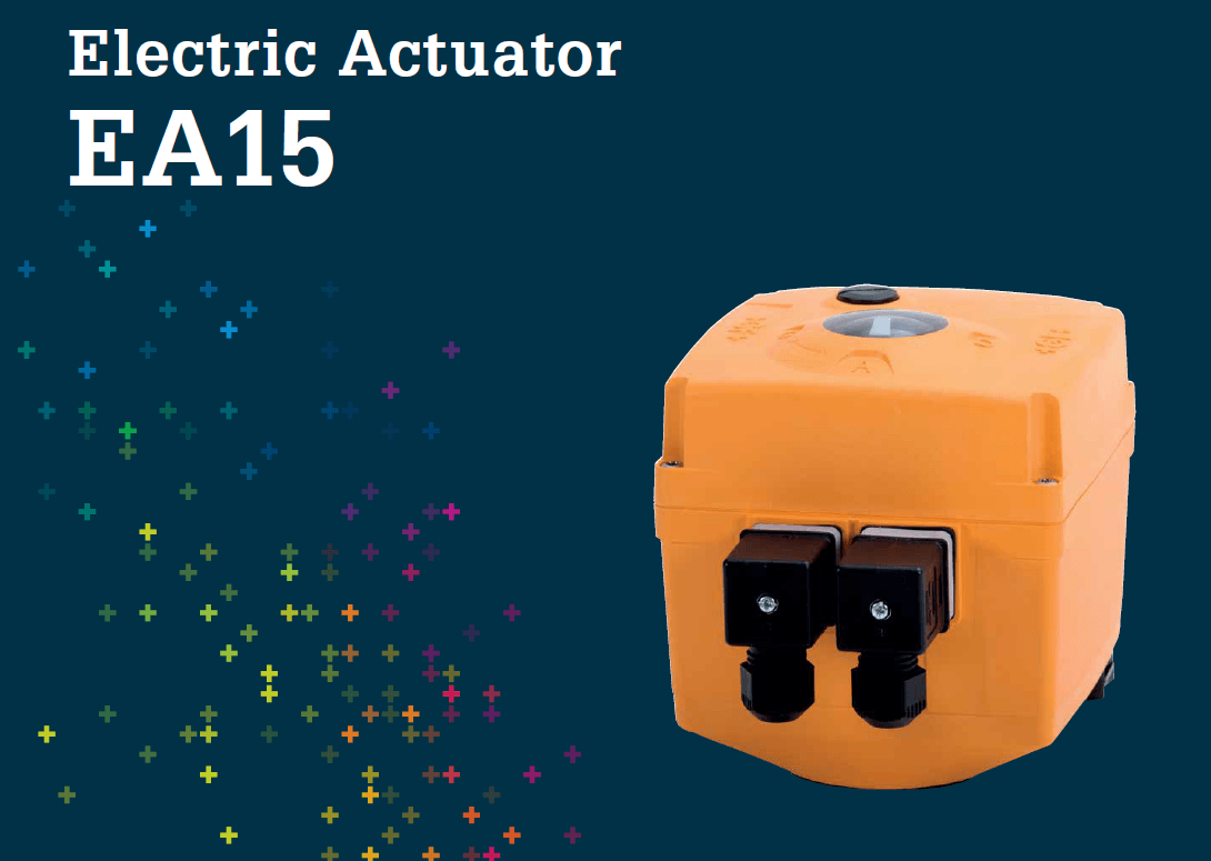 Electric Actuators EA15