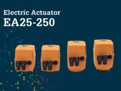 Electric Actuators EA25
