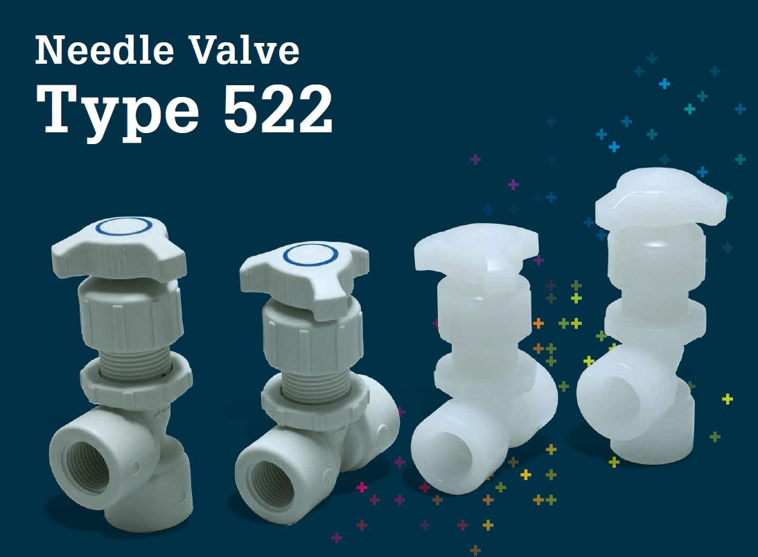 針閥 Type 522