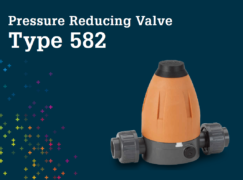 Pressure Reducing Valve Type 582