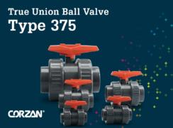 True Union Ball Valve Type 375