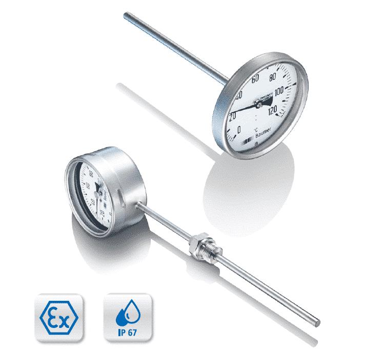 雙金屬溫度感測器TBI
