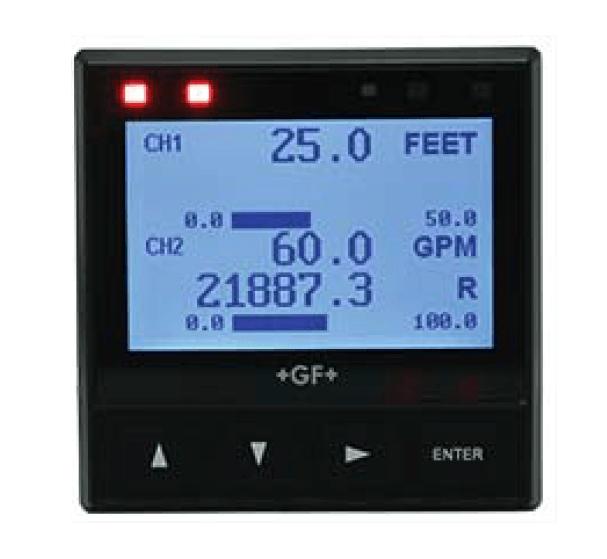3-9950 +GF+ 雙組輸入傳訊器