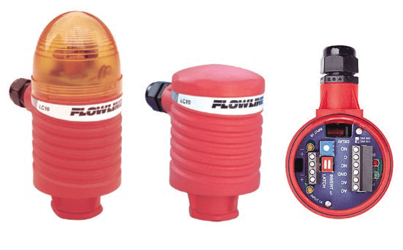 LC10/LC11 液位控制器