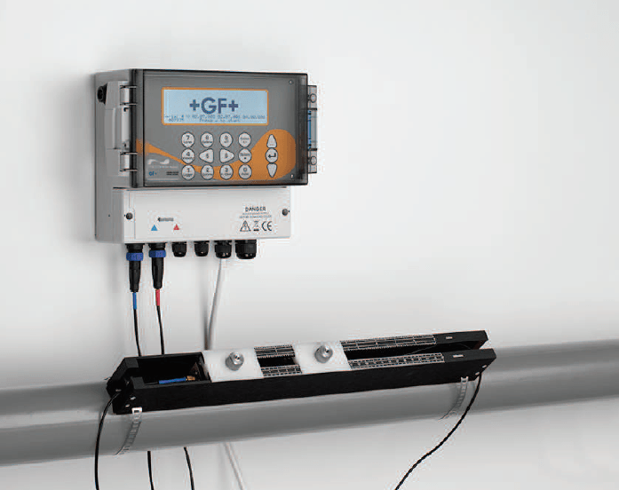 U3000/U4000 +GF+超音波流量計