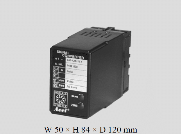 AT-740-VCF/ICF直流頻率轉換器