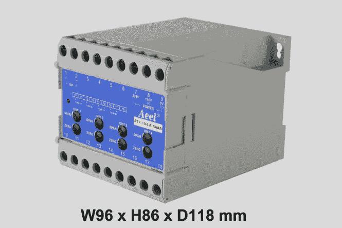 ATX-1D4 多組輸出 ( Multi- Output ) 直流轉換器