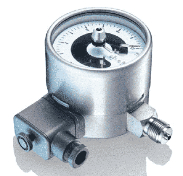 MG5 Industrial pressure gauges with inductive contacts