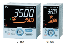 UT35A/UT32A Digital Indicating Controllers