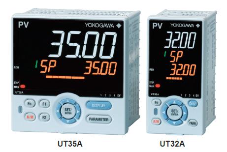 UT35A/UT32A Digital Indicating Controllers