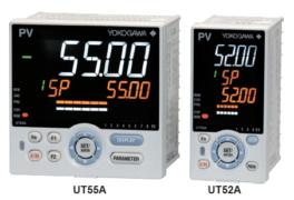 UT55A/UT52A Digital Indicating Controllers